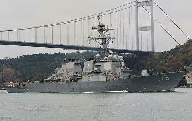 Кулеба заявил, что загроза в Азовському морі є Безпрецедентний великою На Западе з ...