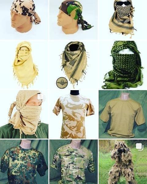 Військовий одяг за недорогими ціною @tony_carlitto ...
