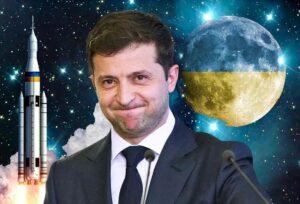 Україна витратить на космос 40 мільярдів грн